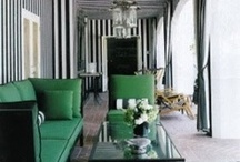 Pantone Color of the Year / Pantone 2013 Color of the year was Emerald! Here is a board to tribute this fabulous color for 2013. #interiordesign #pantone #color #ideas
