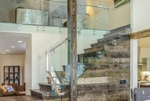 Staircases / Staircase Ideas | Stair Inspiration | Interior Stairs