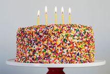 Makes Me Sweet - Cakes, Tortes, Tarts, & Pies / by Meghan Birkheimer