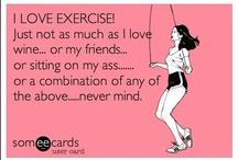 Fitness: Cardio / Cardio routines