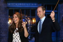 *The Royals: Will & Kate & More / The Duke and Duchess of Cambridge, Prince Harry, Princess Diana, and other royals