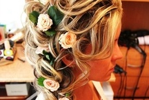 DIY ~ Hair Styling & Up-Dos / Gorgeous examples of styles and up-dos I love