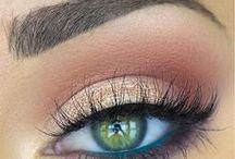 DIY ~ Makeup & Brows / Makeup tutorials, tips & tricks, brush cleaning, etc.