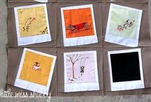 DIY Fabric & Sewing Projects / by Katrina Hanna