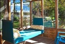 Sunrooms / Sunroom Ideas | Outdoor Furniture | Interior Design