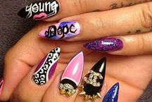%nAiLs% / by Shannon Marano