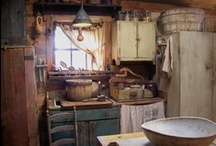Love for Country Kitchens