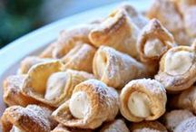 Food ~ Breads & Breakfasts / Breads, breakfast items, pretzels, and more