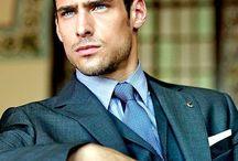 Men Top Suits / Suit up!