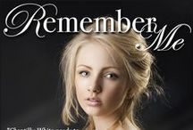 **CW Fiction Books ~ Remember Me / Fiction (paranormal romance): Inspiration and representations from Remember Me by Chantilly White