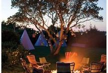 DIY ~ Camping Info / Fun ideas and preparation for camping