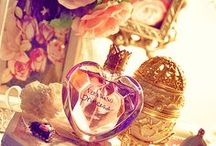 *Chantilly Style: Scent / Perfumes I love or want to try
