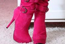 *Chantilly Style: Beautiful Boots / Gorgeous boots and booties