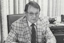 Remembering Fred E. Davis / Fred Davis was the first president of State Fair Community College. He died on December 16, 2013 at the age of 88. Unless otherwise noted, these images are from the SFCC Exhibitor yearbooks. / by State Fair Community College