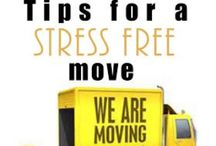 Moving soon?! / When Moving Day has arrived, it is impossible to remember every single moving trick, tip, advice, infographic etc., hence starting early by collecting them all on a single board!
