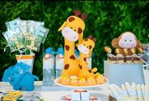 zoo birthday&baby shower