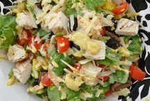 Recipes / Yummy food ideas / by Holli Poe