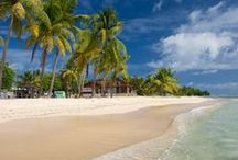 Guadeloupe Islands / One of the most beautiful French Islands, in the middle of the Caribbean Sea.