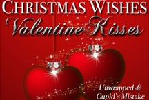 **CW Fiction Books ~ Christmas Wishes, Valentine Kisses / Fiction (romance): Christmas Wishes, Valentine Kisses: Unwrapped & Cupid's Mistake In One Volume is my first-ever series box set! It combines Unwrapped (book one) and Cupid's Mistake (book two).