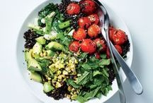 salads and other tossed delights