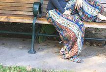 Simply handmade bohemian harem pants / Handmade, comfortable, funky, fun, trendy, fashionable / by Simply i