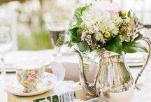 English Garden Bridal Shower
