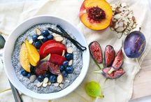 Breakfast bites / Breakfast food recipes / by Brittanie Tucker