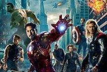 *The Avengers Assemble! / The Avengers plus their individual films / by Chantilly White