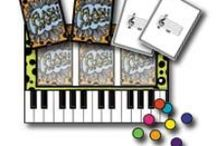 Music Classroom - Downloads and printables