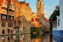 Bruges (Belgium) - my birth place!