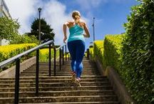 Fitness: Running, Walking & Stairs / Tips and workouts for walking, running, and stair workouts