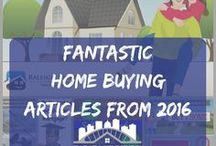 Top Home Buying Articles / A collection of some of the best real estate articles, written by top real estate agents with the home buyer in mind!  I hope you'll find this advice valuable AND will actually apply it!  #homebuying #advice #tips #realestate