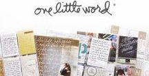 Ali Edwards/ONE LITTLE WORD
