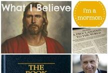 LDS Church stuff / Learning and teaching the gospel / by Karyn ~ Teach Beside Me