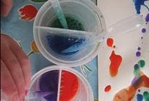 Art & craft projects with kids / creative art ideas / by Karyn ~ Teach Beside Me