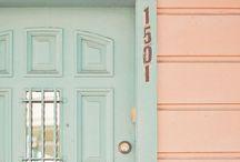 Doors, Windows, and Walkways / by Olivia Katherine