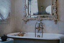 Bathrooms / by Patty DeRosa