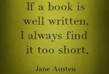 Books / by Annie Roberts-Cruz