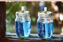 DIY Projects / Easy projects that will help you go green and save green!  / by Leslie Tayne - Tayne Your Debt