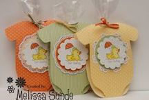 Baby Shower Ideas / Baby Shower favors, decorating, and food ideas.  Ideas for both girl and boy baby showers.