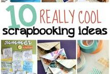 Scrapbook inspiration / Ideas and inspiration for scrapbook pages!