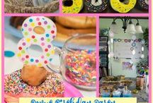 Party / Fun birthday party ideas!