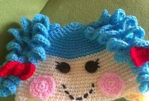 Crochet hats / by Connie Rivera