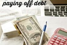 Debt-Free Living / Living large while spending less!  / by Leslie Tayne - Tayne Your Debt