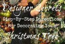 Christmas Decorating / by Jennifer Rikard