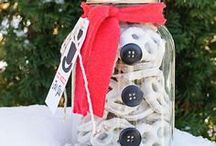 Christmas Gift Ideas (DIY) / A collection of ideas for DIY Christmas Gift Ieas / by Jennifer Rikard