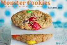 Recipes- Cookies / by Jennifer Rikard