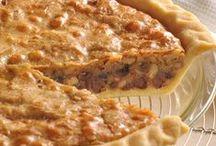 Recipes- Pies / by Jennifer Rikard