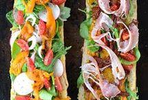 Pizza and Bruschetta / by Vicki Rathman Lehr