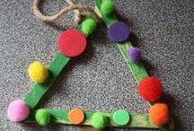 Christmas Crafts for Kids / by Jennifer Rikard